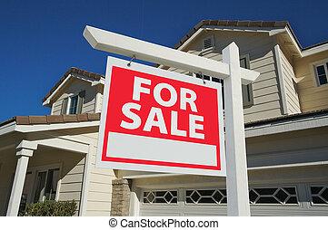 &, дом, продан, продажа, знак, главная, новый