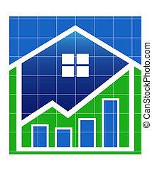 дом, стоимость, рынок