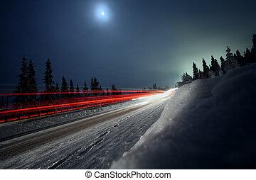 дорога, швеция, страна