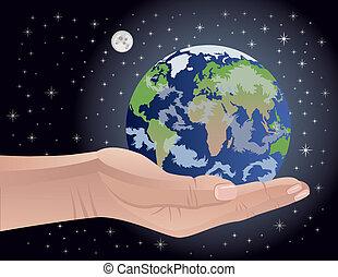 драгоценный, наш, земля