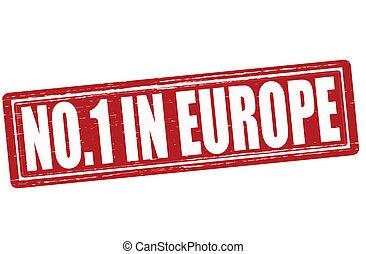 европа, никто