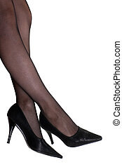 женщины, нога