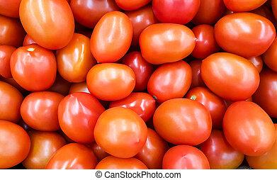 задний план, красный, tomatoes.
