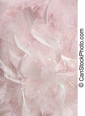 задний план, feathers, пушистый, розовый, солнечный лучик