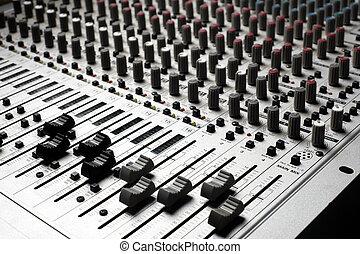 запись, оборудование, аудио