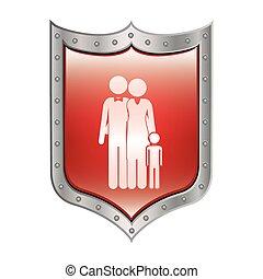 защита, страхование, семья