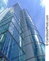 здание, город, офис