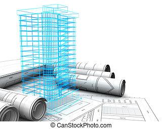 здание, дизайн