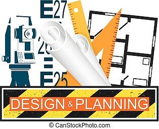здание, планирование, дизайн