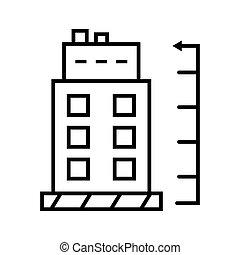 здание, планирование, дизайн, иллюстрация