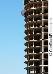 здание, строительство, современное
