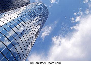 здание, #2, небо