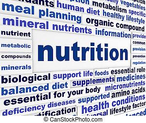 здоровый, питание, стиль жизни
