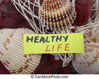 здоровый, слово, жизнь