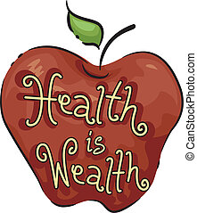 здоровье, богатство
