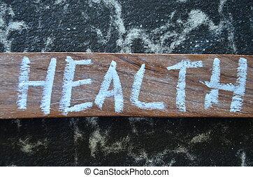 здоровье, слово