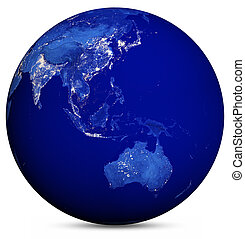 земля, земной шар