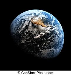 земля, модель