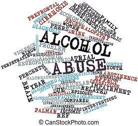 злоупотребление, алкоголь