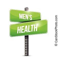 знак, дорога, иллюстрация, здоровье, men's