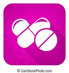знак, фиолетовый, рождество, drugs, pills, квартира, кнопка, лекарственное средство, значок, символ