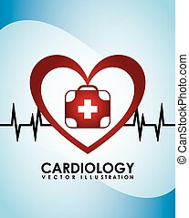 значок, кардиология
