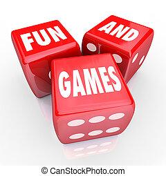 игральная кость, -, три, games, words, весело, красный