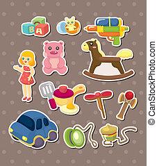 игрушка, stickers