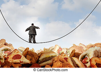 избыточный вес, диета, опасность
