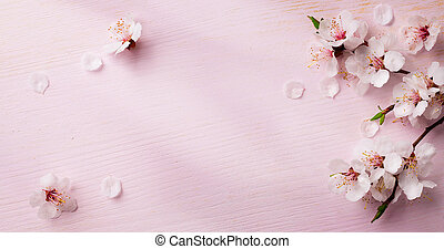 изобразительное искусство, весна, задний план, рамка, цветы