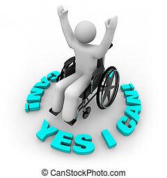 инвалидная коляска, -, человек, определенный, можно, да