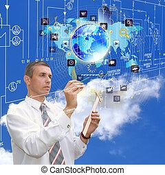 инжиниринг, технологии, интернет