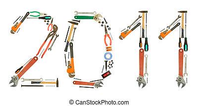 инструменты, чисел