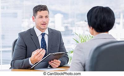 интервью, работа, checking, в течение, вербовщик, кандидат