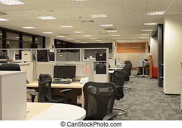 интерьер, офис