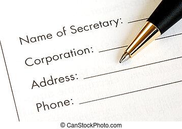 информация, корпорация