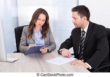 ищу, бизнесмен, человек, письмо