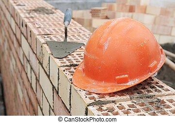 каменщик, оборудование, строительство