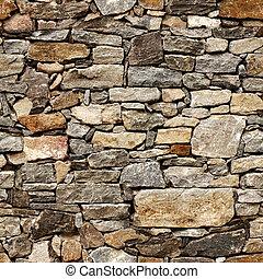 камень, blocks, средневековый, стена, бесшовный, текстура