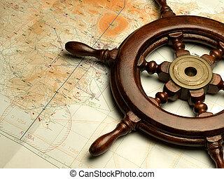 карта, навигация