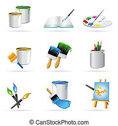 картина, icons