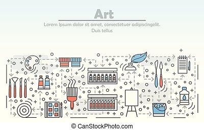квартира, изобразительное искусство, иллюстрация, вектор, реклама, линия