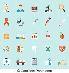 квартира, стиль, icons, здоровье, лекарственное средство, забота
