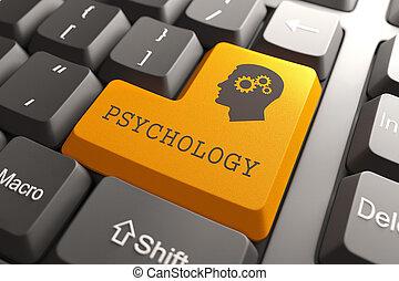 клавиатура, button., психология
