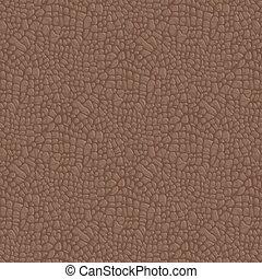 кожа, вектор, бесшовный, текстура