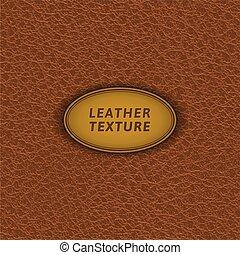 кожа, коричневый, pattern., бесшовный