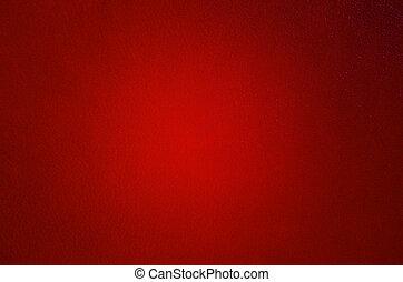 кожа, красный
