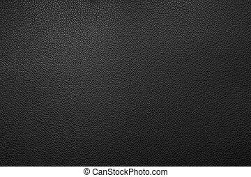 кожа, черный, текстура