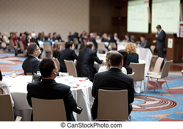 конференция, бизнес