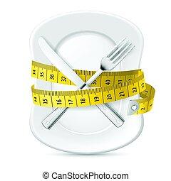 концепция, диета
